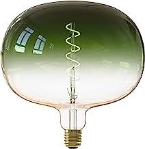 Calex Colors Elegance Boden - Vert Gradient - Led lamp - Ø220mm - Dimbaar - E27 Fitting - 5W 1800K 140lm - Energielabel B