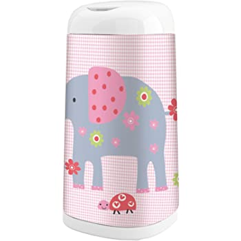 Angelcare Dress-Up Bezug Elephant Family, rosa