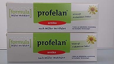 (14,97EUR /100 g Brutto) Schmerzsalbe Profelan Arnika, 2er P