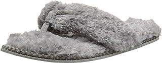Women's Marie Furry Thong Slipper