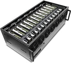 Hydra VI Ultra Wide 6U Case for 13 GPU Mining Rendering AI Servers, Triple PSU Ready