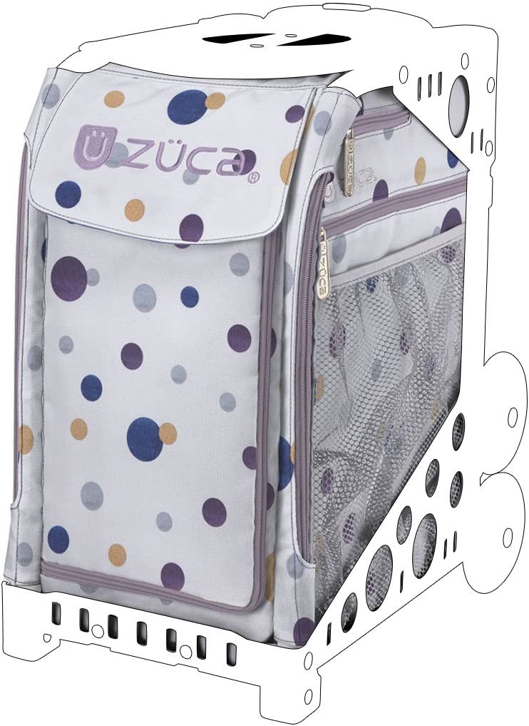 5 ☆ very Our shop OFFers the best service popular ZUCA Confetti Sport Insert Separately Sold Bag Frame
