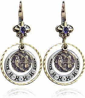 Best pisces birthstone earrings Reviews