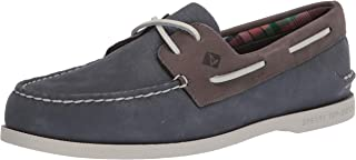 حذاء Sperry Men's A/O 2-Eye Plushwave Boat