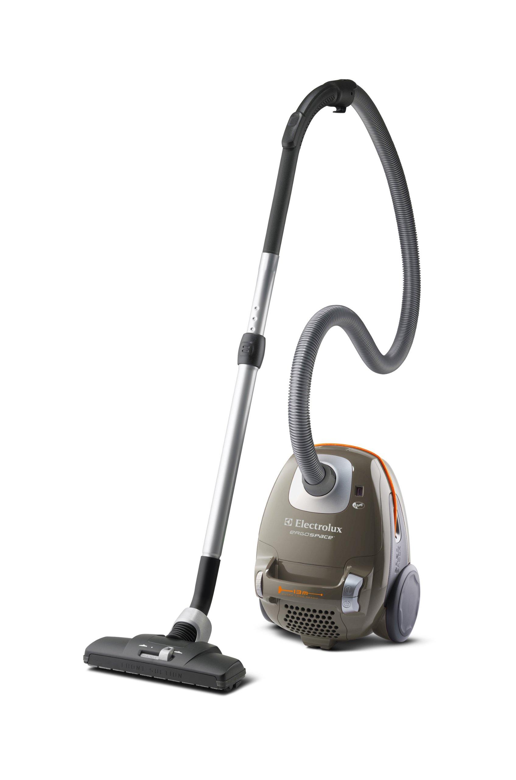 Electrolux ZE335G Ergospace - Aspirador sin bolsa (2200 W), color gris: Amazon.es: Hogar
