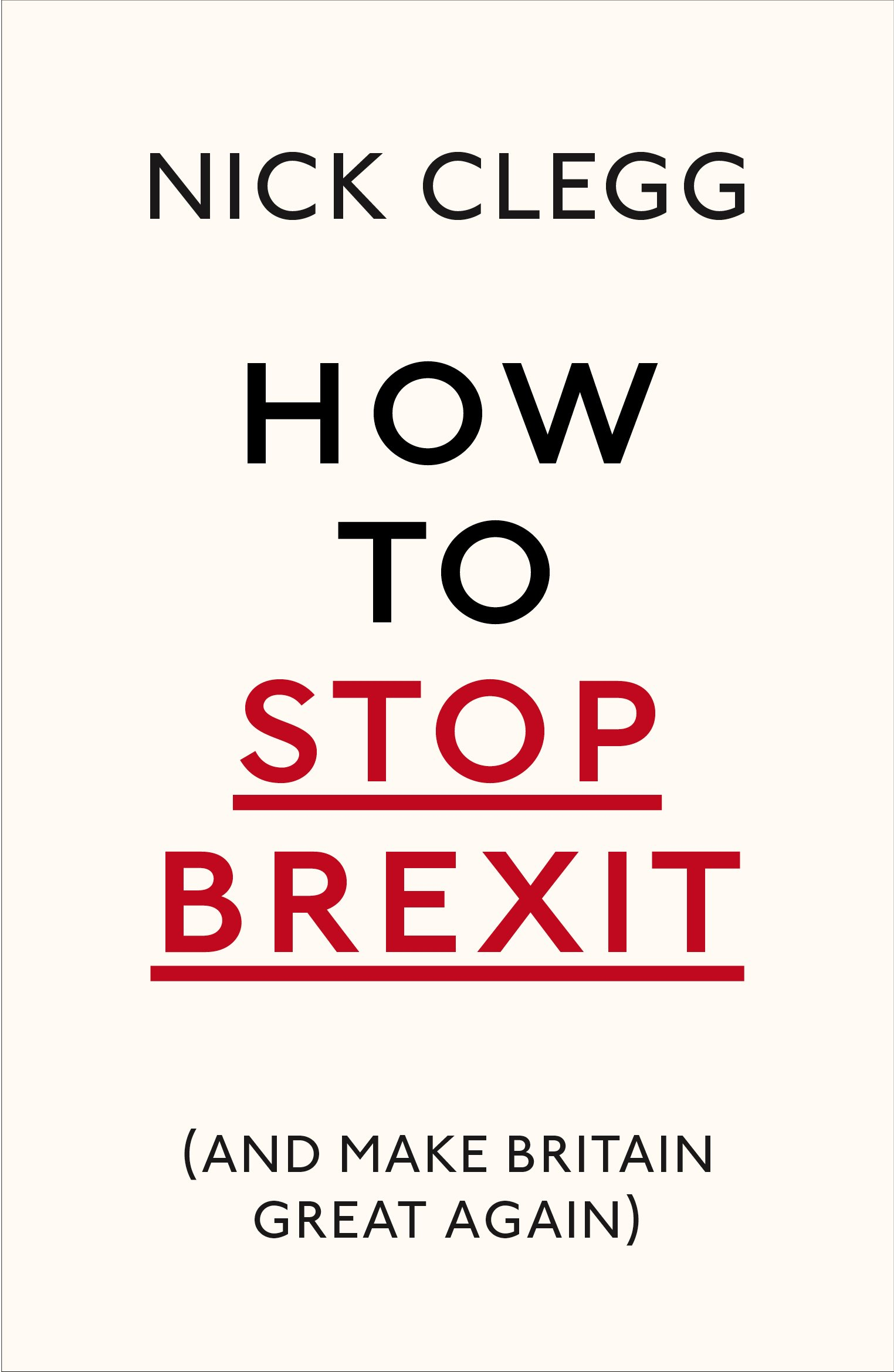 Download How To Stop Brexit 