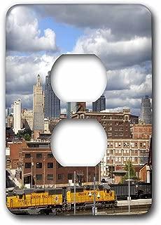 3dRose lsp_91527_6 Union Station At Kansas City, Missouri Us26 Dfr0134 David R Frazier Light Switch Cover