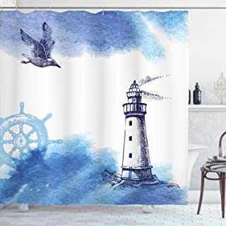 Best shower curtain with anchor Reviews