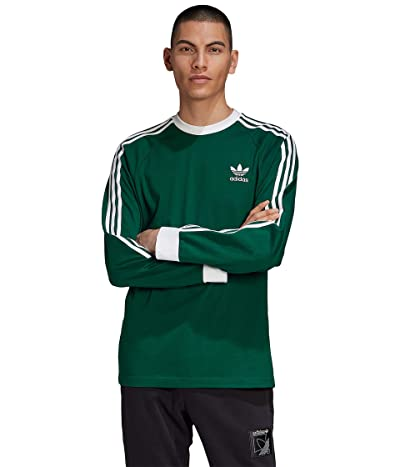 adidas Originals 3-Stripes Long Sleeve Tee Men