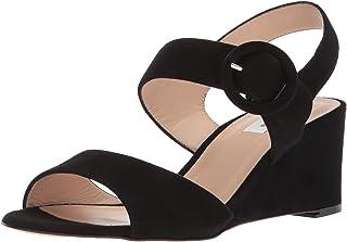 L.K. Bennett Women's Bailey Wedge Sandal