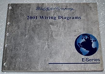 2001 ford e-series wiring diagrams (e-150 e-250 e-