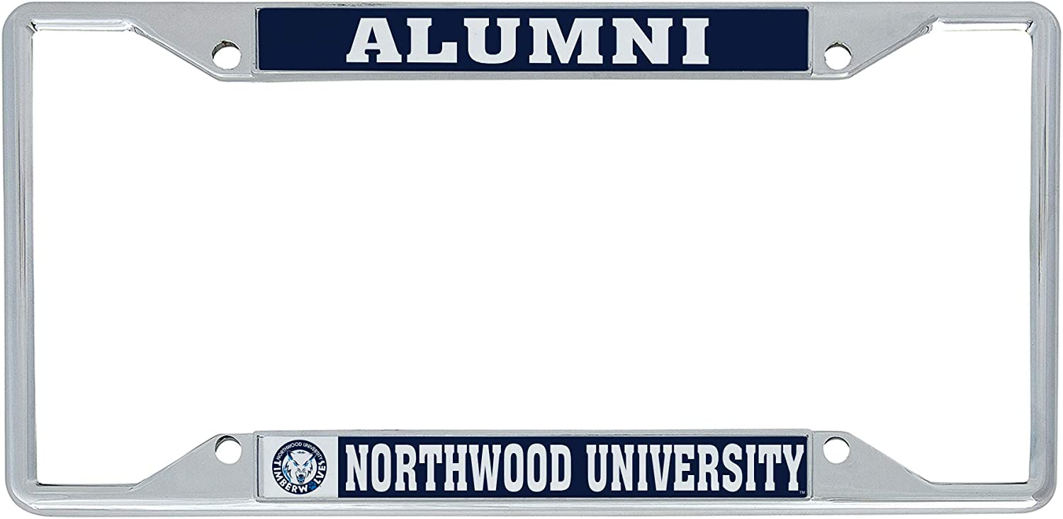 Northwood Max 58% OFF Be super welcome University Timberwolves Metal Plate for Frame License