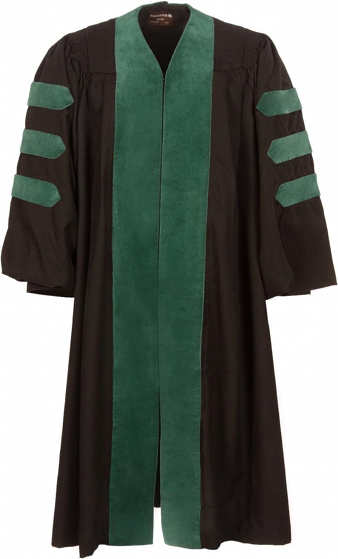 Graduation Attire American Doctoral Gown