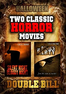 Halloween Double Bill: Silent Night, Bloody Night and The Devil's Party