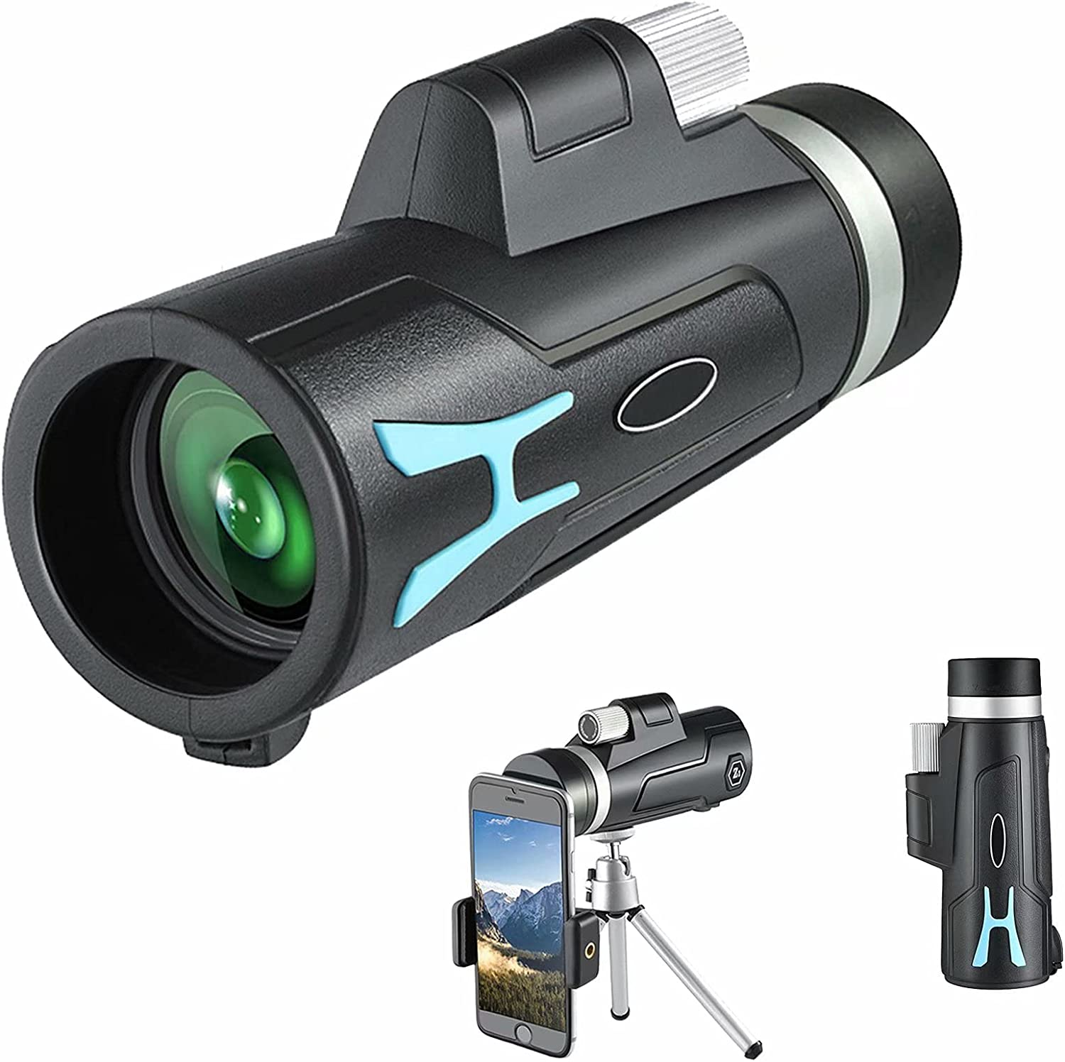 MBVBN Monocular All stores are sold Telescope unisex High Power Scope Cosmic 40x60 Compact