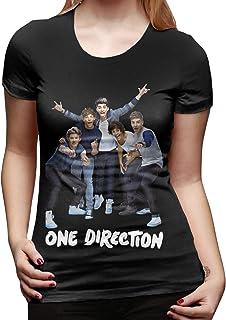 TOP Cooles T-Shirt Longshirt ONE DIRECTION dunkelgrau Gr 140  NEU