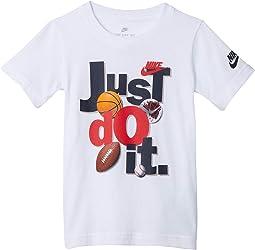 Just Do It Multi-Sport Tee (Little Kids)