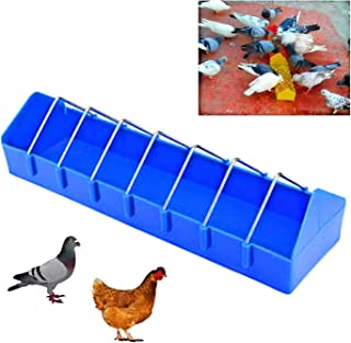 Ararat® Poultry Food Tray for Pigeon, Chicken, Pet Animals Garden and Outdoor use
