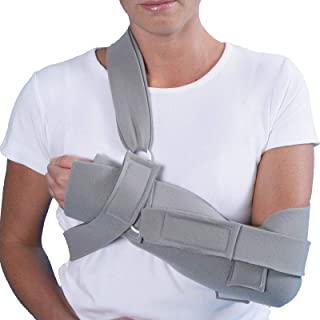 Vulkan Pro Sling, Universal Shoulder Immobiliser, One Size, Comfortable Shoulder Support Sling, Ideal for Injury Recovery,...