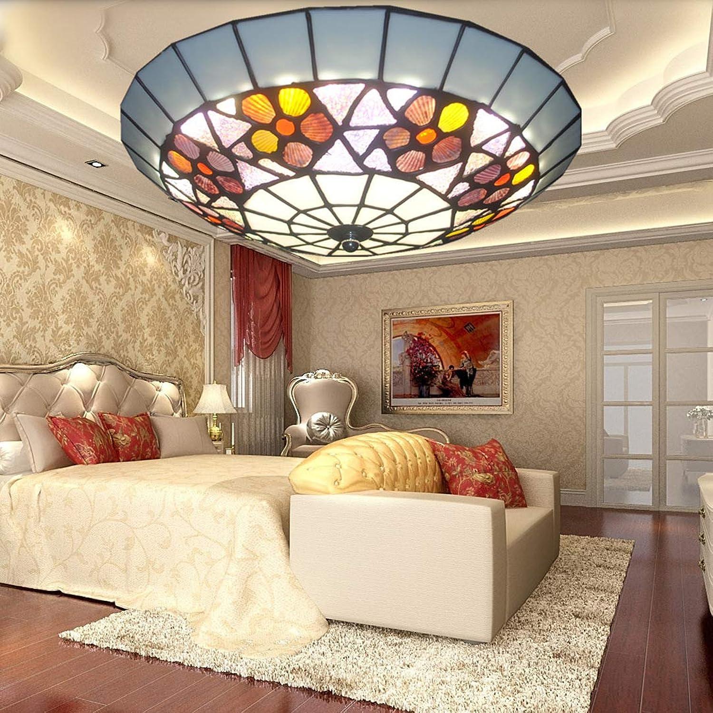 JINSHUL LED Deckenleuchte Deckenleuchte runde Schlafzimmer Lampe Deckenleuchte Gang Balkon Lampe (Größe   30cm) B07HVP6PXC | Schöne Kunst