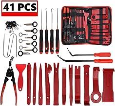 JOJOY LUX 41 Pack Auto Trim Removal Tool Set for Car...