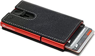 Card Blocr Credit Card Holder Slim Wallet ID Window RFID Blocking Wallet