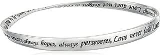 scripture bracelets sterling silver