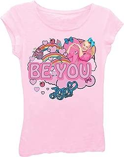 Girls' Little Clouds & Rainbows Short Sleeve T-Shirt
