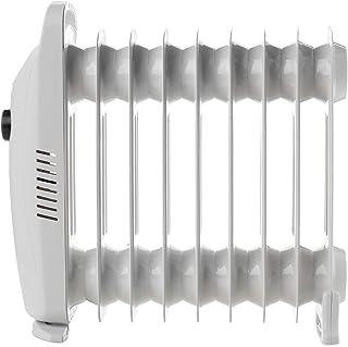 UNIVERSALBLUE - Radiador Mini - Potencia 1000W - 9 Elementos calefactores - Termostato Ajustable