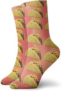tyui7, Novedad Cool Crazy Funny Dress Calcetines - Fun Galaxy Socks - Regalos para hombres y mujeres