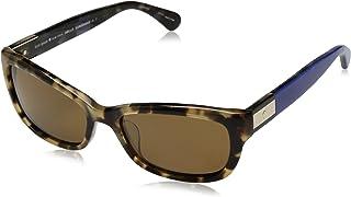 نظارة شمسية بتصميم مستطيل للنساء من كيت سبيد نيو يورك، موديل مارلي