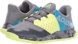Grey/Hi-Res Yellow/Shock Cyan