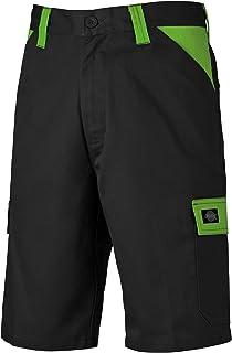 Dickies Mens Everyday Shorts (38) (Black/Lime)