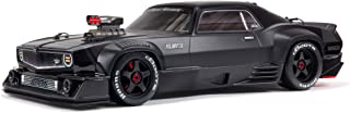 ARRMA 1/7 Felony 6S BLX Street Bash All-Road Muscle Car RTR (Ready-to-Run Transmitter and Receiver Included, Batteries and...