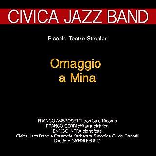 Omaggio a Mina (Jazz al Piccolo Teatro Strehler)