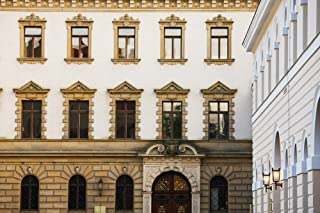 Facade of a Palace, Schloss Thurn and Taxis, Regensburg, Bavaria, Germany by Panoramic Images Art Print, 33 x 22 inches
