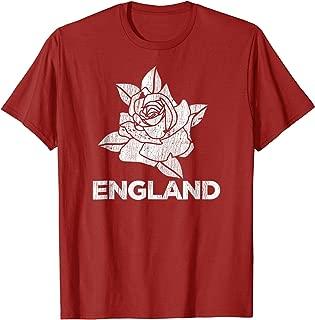 retro england rugby shirt