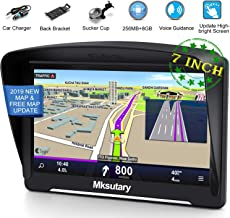 GPS Navigation for Car 2019, Mksutary 7 inch...