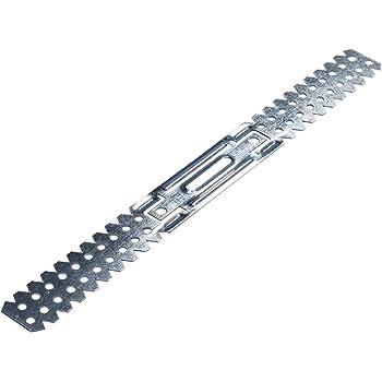 225mm 100 St/ück Direktabh/änger Deckenabh/änger 75//125//175//225mm U-Abh/änger 0,8mm ES60//225