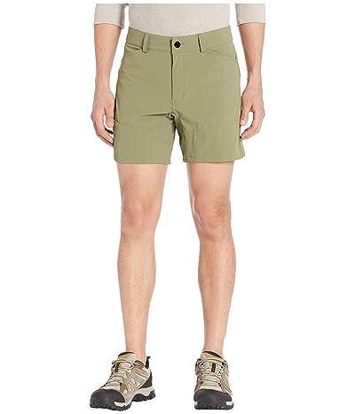 Mountain Hardwear Logan Canyontm Shorts (Light Army) Men
