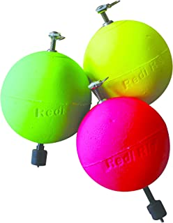 Redi-Rig S300N Release Floats In Neon Green,Yellow & Red