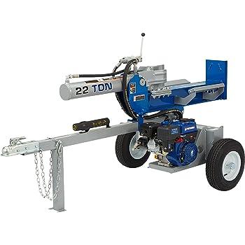 Powerhorse Horizontal/Vertical Log Splitter - 22 Tons, 212cc Engine