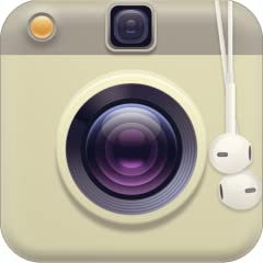 Emulator of real cameras Share to all popular apps including instagramm Square photos uncluded 12 processing options