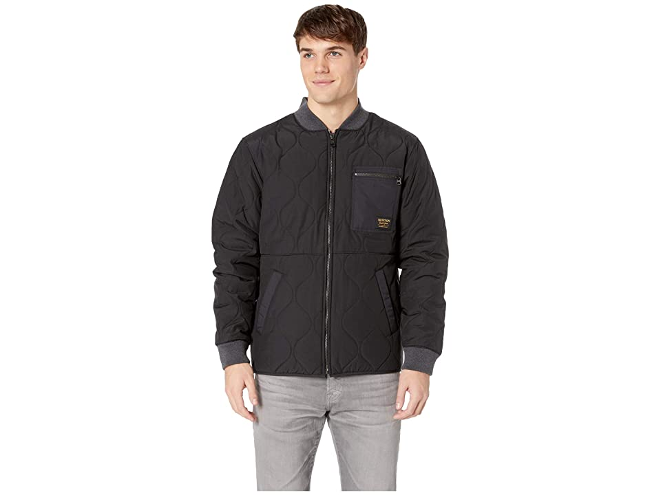 Burton Mallett Jacket (True Black) Men