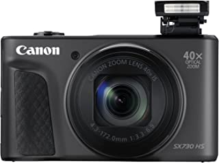 Canon PowerShot SX730 HS - Cámara digital de 20.3 MP ( Video Full HD WiFi Bluetooth) Negro