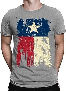 Vintage Distressed Texas Flag Men's T-Shirt