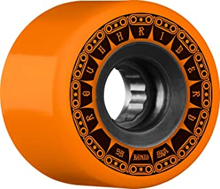 Bones Rough Riders Tank 59mm 80A - Orange