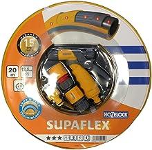 Hozelock Tricoflex 00190265 Supaflex 0,5 inch, rol 20 m met armaturen