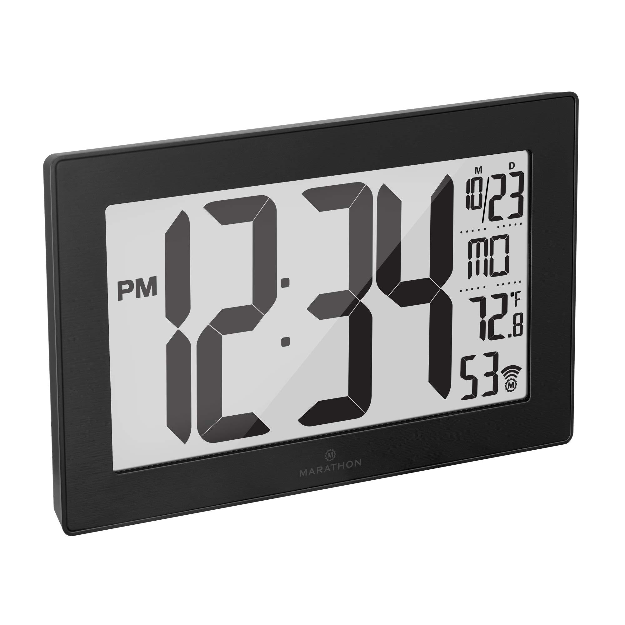 Marathon Atomic Self Setting Self Adjusting timezones