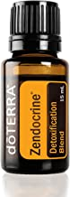 doTERRA - Zendocrine Essential Oil Detoxification Blend - Supports Healthy Liver Function, Elimination, Body System Purification and Detoxification; for Diffusion, Internal, or Topical Use - 15 mL